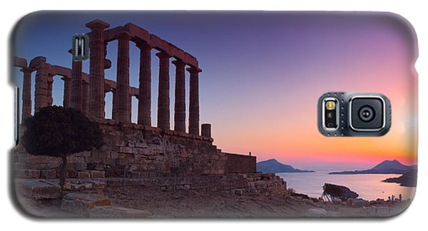 Cape Sounion Galaxy S5 Case