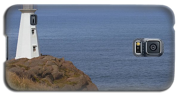 Galaxy S5 Case featuring the photograph Cape Spear by Eunice Gibb