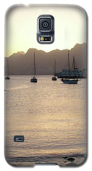Cape Verde Sunset Galaxy S5 Case