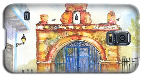 Capilla Del Cristo Puerto Rico Galaxy S5 Case