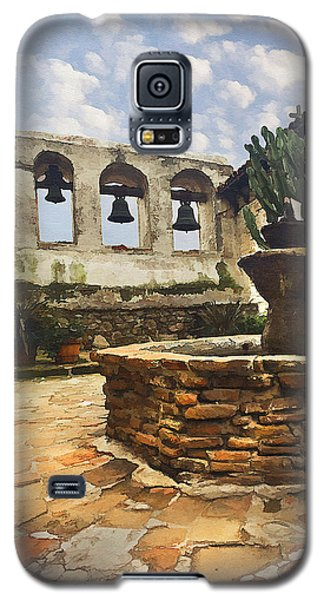 Capistrano Fountain Galaxy S5 Case
