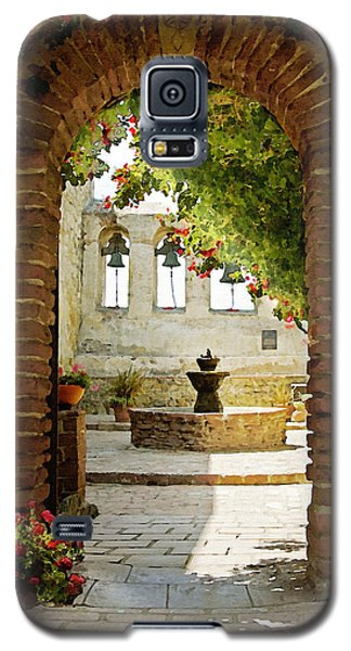 Capistrano Gate Galaxy S5 Case