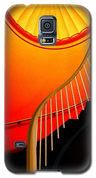 Capital Stairs Galaxy S5 Case