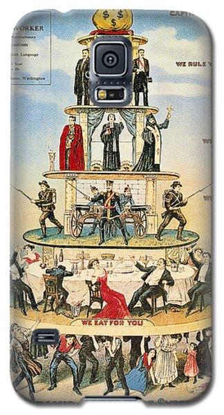 Capitalist Pyramid, 1911 Galaxy S5 Case