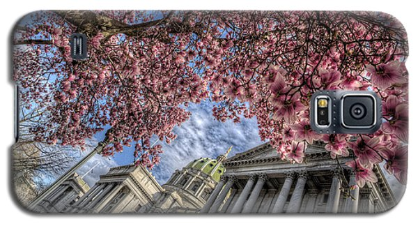 Capitol Blossoms Galaxy S5 Case
