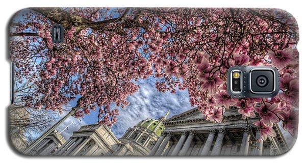 Capitol Blossoms Galaxy S5 Case