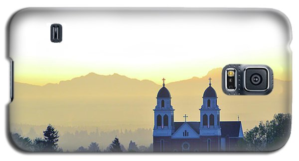 Capitol Hill Sun Up Galaxy S5 Case