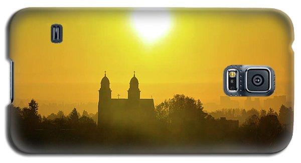 Capitol Hill Sunrise   Galaxy S5 Case