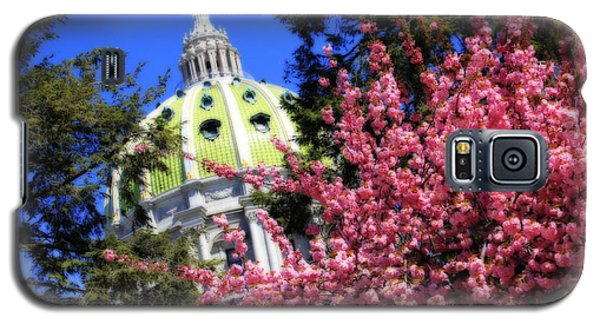 Capitol In Bloom Galaxy S5 Case