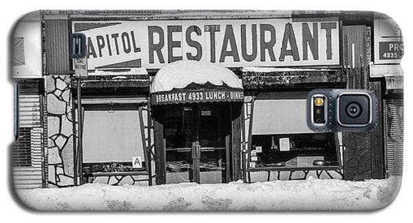 Capitol Restaurant Galaxy S5 Case