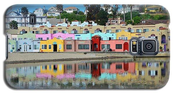 Capitola California Colorful Hotel Galaxy S5 Case