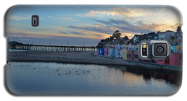 Capitola In October Galaxy S5 Case by Alex King