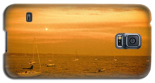 Galaxy S5 Case featuring the photograph Capitola by Lora Lee Chapman