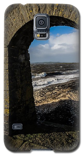 Cappagh Pier And Ireland's Shannon Estuary Galaxy S5 Case