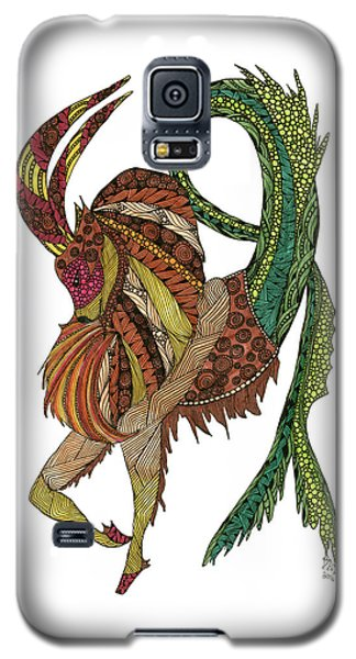 Capricorn Galaxy S5 Case