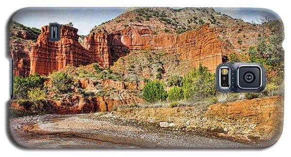 Caprock Canyon Galaxy S5 Case