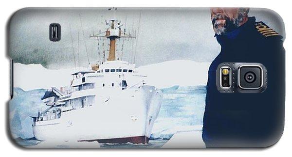 Capt Derek Law Galaxy S5 Case