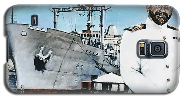 Capt Eric Green Galaxy S5 Case