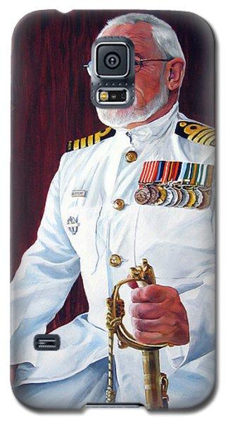 Capt John Lamont Galaxy S5 Case