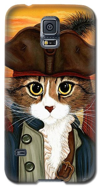 Captain Leo - Pirate Cat And Rat Galaxy S5 Case