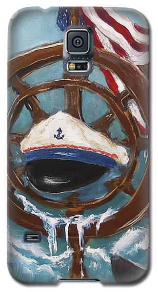 Captain's Home Galaxy S5 Case