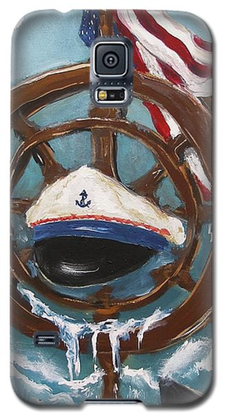Captain's Home Galaxy S5 Case