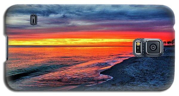 Captiva Island Sunset Galaxy S5 Case