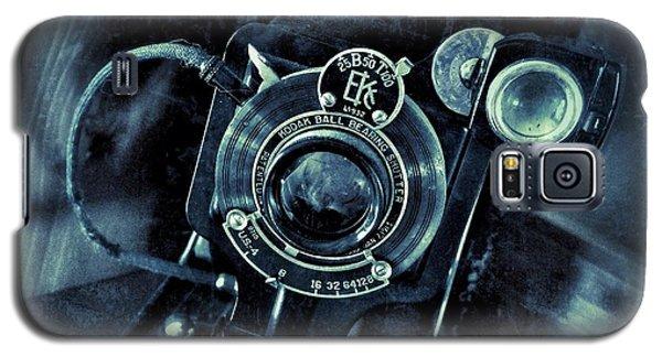 Captured Antique Galaxy S5 Case