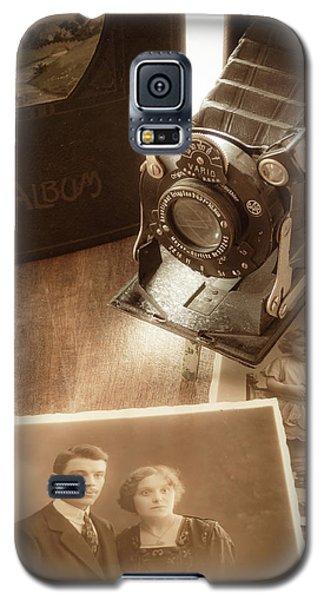 Captured Memories Galaxy S5 Case