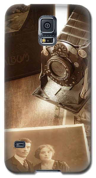 Captured Memories Galaxy S5 Case