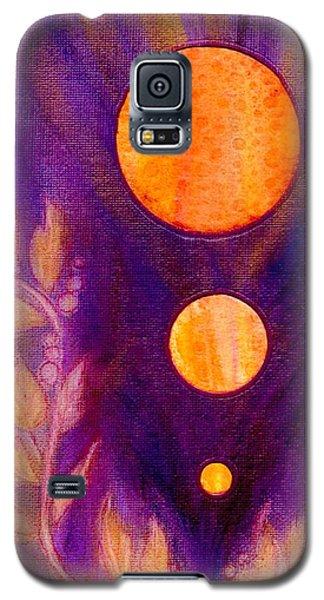 Captured Spirit Galaxy S5 Case