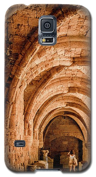 Galaxy S5 Case featuring the photograph Rhodes, Greece - Capturing The Detail by Mark Forte