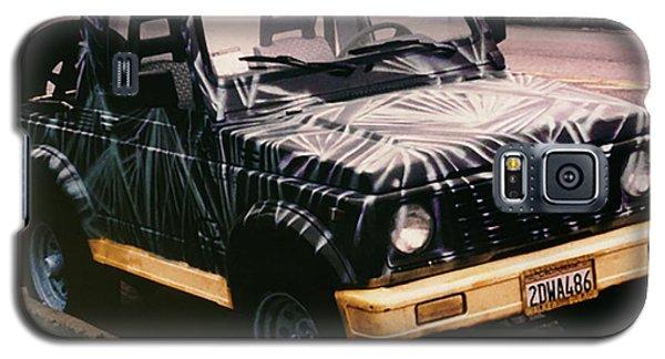 Car Art Galaxy S5 Case