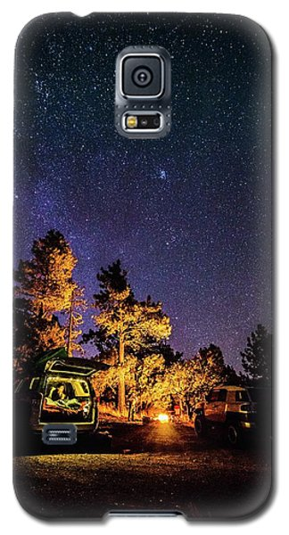 Car Camping Galaxy S5 Case
