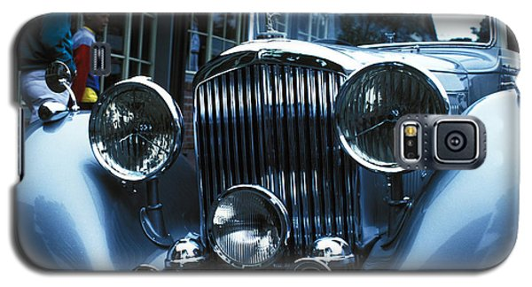 Galaxy S5 Case featuring the photograph Car Envy by Carl Purcell