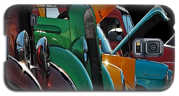 Car Show V Galaxy S5 Case by Robert Meanor