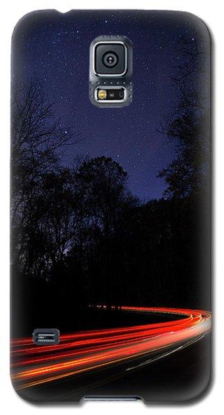 Car Trails Galaxy S5 Case