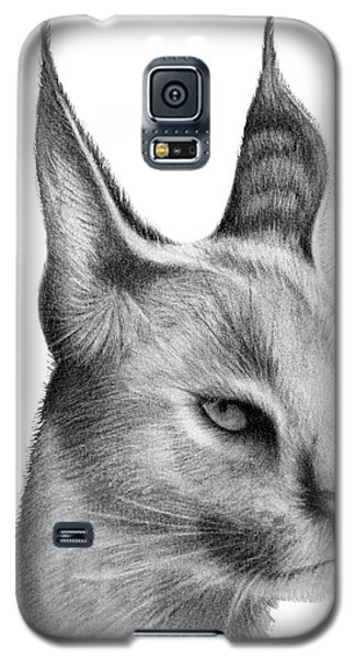 Caracal Galaxy S5 Case by Lawrence Tripoli