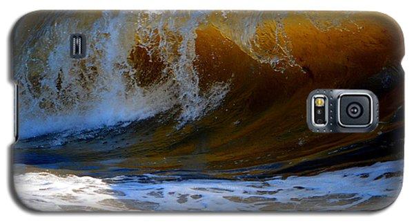 Caramel Swirl Galaxy S5 Case
