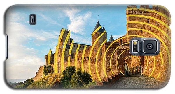 Carcassonne's Citadel, France Galaxy S5 Case
