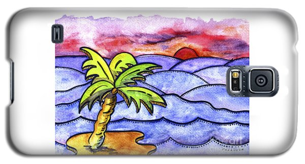 Rolling Seas Galaxy S5 Case
