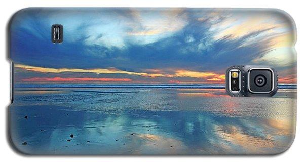San Elijo Sky Galaxy S5 Case