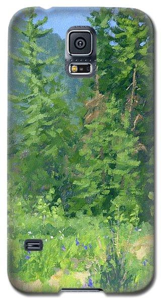 Cardiff Spring Galaxy S5 Case