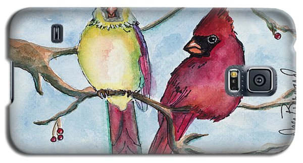 Cardinals Galaxy S5 Case