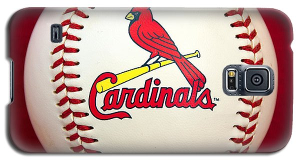 Cardinals Galaxy S5 Case