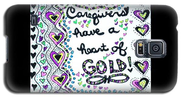Caregiver Joy Galaxy S5 Case