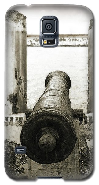 Caribbean Cannon Galaxy S5 Case