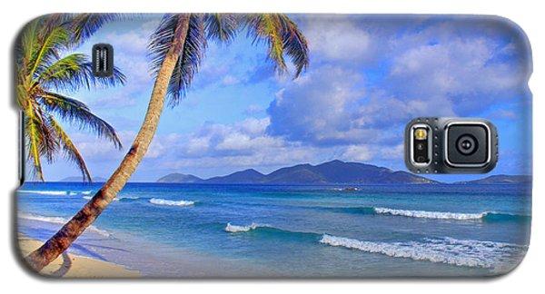 Caribbean Paradise Galaxy S5 Case by Scott Mahon