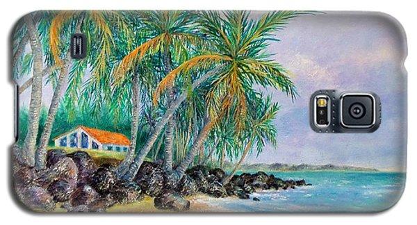Caribbean Retreat Galaxy S5 Case by Susan DeLain