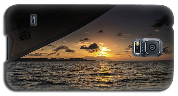 Caribbean Sail St Croix Galaxy S5 Case